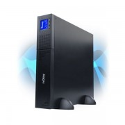 UPS nJoy Helios Pro 1500, 1500VA/1350W, On-line, LCD Display, Montare Rack/Tower, 8 Prize IEC 13, Management, Dubla conversie PWUP-OL150HP-AZ01B (NJOY)