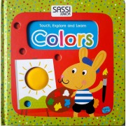 CARTE TOUCH, EXPLORE AND LEARN -COLORS (978-88-6860-081-5)