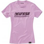 Dainese Settantadue Ladies T-Shirt Pink XS
