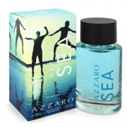 Azzaro Sea Eau De Toilette Spray 3.4 oz / 100.55 mL Men's Fragrances 549500