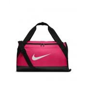 NIKE Brasilia Training Duffel Bag S Pink