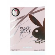 Playboy Caseta femei:Spray deodorant+Gel de dus 150+250 ml Play It Sexy