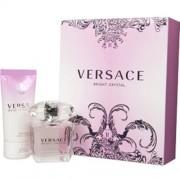 Versace Bright Crystal Комплект (EDT 30ml + BL 50ml) за Жени