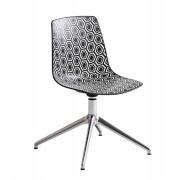Plastová židle ALHAMBRA L