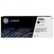 0 HP CF360X BK (HP 508X) Svart Lasertoner, Original 12500 sidor