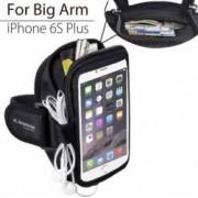 Husa De Brat Sport Avantree TR801L Apple iPhone 6s Plus Negru