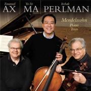 Yo-Yo Ma - Mendelssohn: Piano Trios, Op. 49 & Op. 6 (0886975219223) (1 CD)