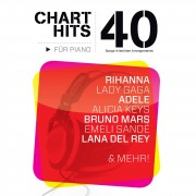 Bosworth Music 40 Chart-Hits für Piano