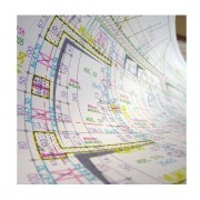 CANSON Inkjet-Papier Opak CAD Bogen, DIN A1, 90 g/qm