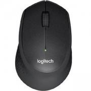 Безжична мишка Logitech Wireless Mouse M330 Silent Plus, black OEM - разопакован продукт