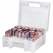 Set baterii alcaline Conrad energy Extreme Power, 31 bucati