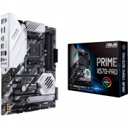 Matična ploča Asus Prime X570-Pro Baza AMD AM4 Faktor oblika ATX Set čipova matične ploče AMD® X570