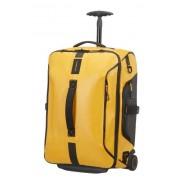 Samsonite Paradiver Light 55cm Cabin Size Duffle Bag & Backpack - Yellow