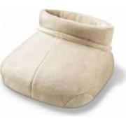 Incalzitor pentru picioare cu masaj Beurer FWM50 Shiatsu 20W 1 treapta de temperatura Bej