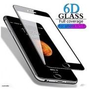 Apple iPhone X/XS Tempered Glass Screen Protector Full Glue Edge to Edge Full Body Coverage (Black 6.1)