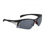 Ochelari Ultra negri cu lentila fumurie 2017