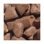 Cinder Toffee Chocolate Flavoured Coated Toffee Honeycomb