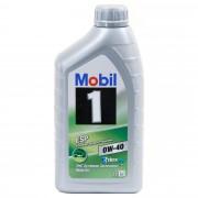 Mobil 1 ESP 0W-40 1 Litre Can