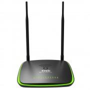 Tenda D1201 Dual-band (2.4 GHz / 5 GHz) Gigabit Ethernet Black wireless router