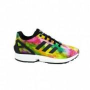 Pantofi sport femei Adidas ZX FLUX K multicolor masura 38 23