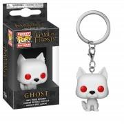 Pop! Keychain Portachiavi Funko Pop! Ghost - Game of Thrones