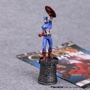 15 CM Captain America Super Hero High Quality Action Figure Toy