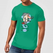 I Am Weasel What Is It I.R. Supposed To Be Doing? Men's T-Shirt - Kelly Green - L - Kelly Green