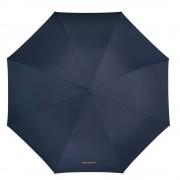 Samsonite Up Way Stick Man Auto Open dark blue / mandarin orange (Storm) Paraplu