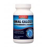 Pharmekal Coral Calcium Kapszula 500 mg 60 db