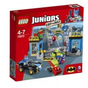 Lego Juniors Batman Defend the Batcave, Multi Color