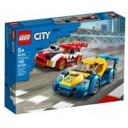 Lego 60256 City Rennwagen-Duell
