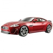 Bburago 1:24 Scale Jaguar XKR-S Diecast Vehicle (Colors May Vary)