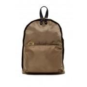 Madden Girl Nylon Double Zip Backpack NATURAL