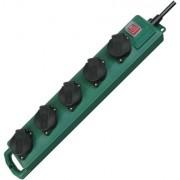 Super Solid SL 544 D IP44 kerti dugaszolóaljzat-tömb 5 dugaszhelyes 5m H07RN-F 3G1,5