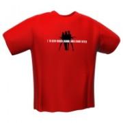 GamersWear SchoolGirls T-Shirt Red (XXL)