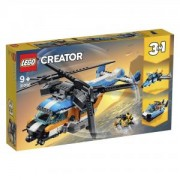Конструктор Лего Криейтър - Хеликоптер с двойни ротори, LEGO Creator, 31096