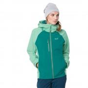 JACK WOLFSKIN MOUNT EMIN JKT W emerald green XL