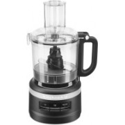 KitchenAid 7-Cup Food Processor Matte Black (KFP0718BM) 500 W Food Processor(Black Matte)
