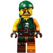 Lego Sqiffy Pirate Skybound Minifigure Loose Ninjago 70594