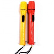 Led Hi-Tech Slim Torch. 2 pic Combo Pack. Color As per Availability