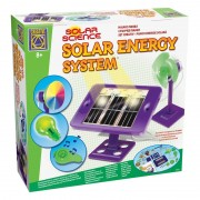 Joc educativ Construieste un Panou Solar, 8 ani +