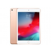 Apple iPad mini APPLE Oro - MUXE2TY/A (7.9'' - 256 GB - Chip A12 Bionic - WiFi + Cellular)