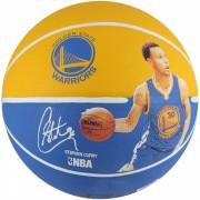 Bola Stephen Curry Basquete Spalding NBA (Compre e Ganhe 1 Boné Spalding) - Tam. 7