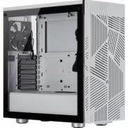 Carcasa Corsair computer case Carbide Series 275R Airflow Mid Tower ATX Gaming,TG, white