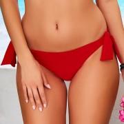 Slip costum de baie Elisa Red rosu XL