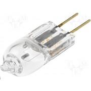 Bec halogen bulb JC-G4 12V 20W - HRZ
