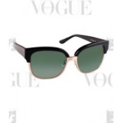 Juicy Couture Clubmaster Sunglasses(Green)
