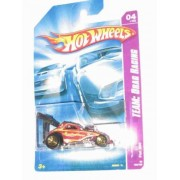Drag Racing Series #4 Fiat 500 Collectibles Collector Car #2008-160 2008 Hot Wheels