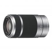 Sony SEL55210 Objetiva E 55-210mm F4.5-6.3 OSS Tipo E Prateada