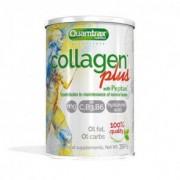 Quamtrax Nutrition Collagen Plus con Peptan Quamtrax Essentials sabor neutro 350g